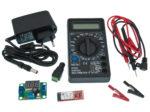 Komponentsats 2 för Börja med Elektronik och Arduino