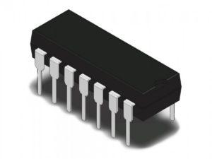 XR2211ACP DIL-14 FSK demodulator/tone decoder