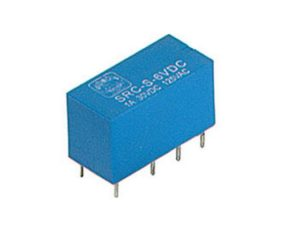 Relay SRC-S-12VDC 2-pole switching 12V