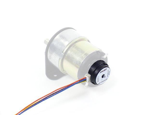 QME-01 quadrature motor encoder incl cable