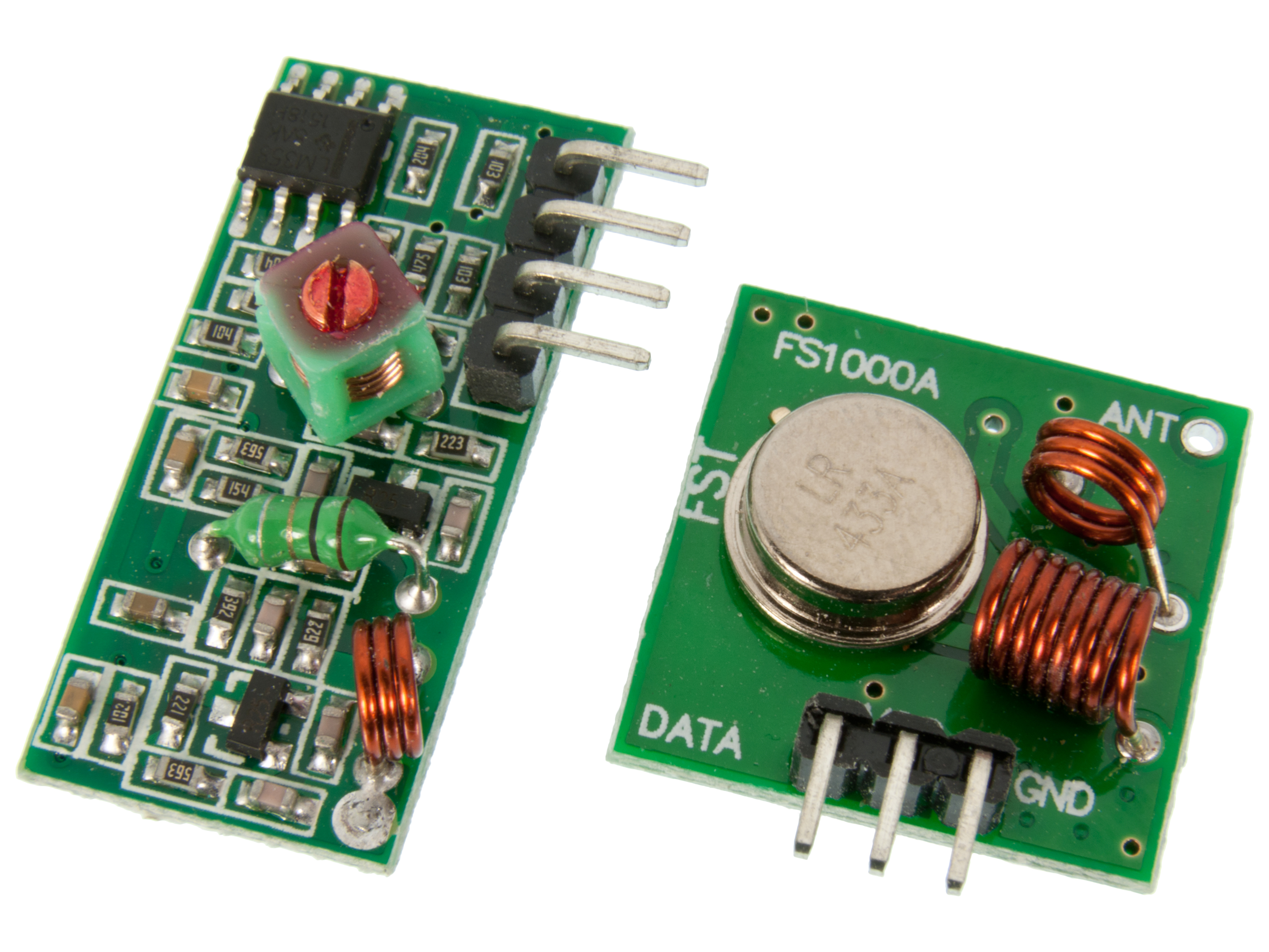 Buy Rf Link 433mhz Transmitter And Reciever At The Right Price Circuit Diagram Home Modules Units