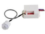 Rörelsedetektor PIR mini inbyggnad 240V