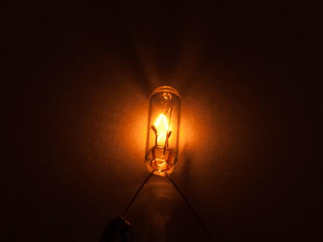 90 12 volt glödlampa strömförbrukning