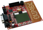 LPC-P1227 utvecklingskort CORTEX M0