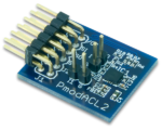 Pmod ACL2 - ADXL362 accelerometer 3-axel