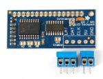 Serieinterface för LCD I2C SPI