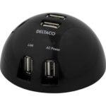 USB2.0 hub 7 portar bordsmodell