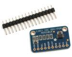 ADS1015 12-bit ADC 4ch med programmerbar förstärkare