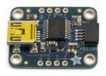 Touchskärmkontroller USB/UART