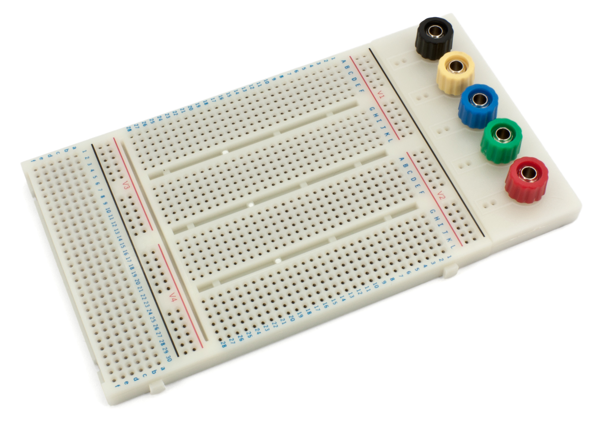 Buy Breadboard 958 At The Right Price Electrokit Breadboards Electronics Images Home Circuit Boards