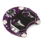 Lilypad batterihållare knappcell m brytare