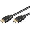 HDMI-kabel svart 0.5m