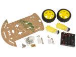 Olimex Robotplattform 3 hjul