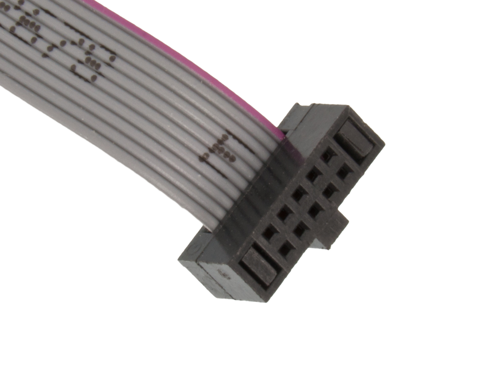 Programming cable SWD 10-p 1 27mm 15cm