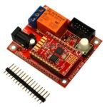 ESP8266 WIFI-modul utvecklingskort med relä