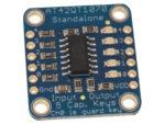 AT42QT1070 Touchkontroller 5-kanaler