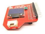 """OLED-skärm för Raspberry Pi 0.96"""" 128x64px"""