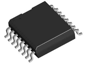 PCF8591T SO-16W 8-bit A/D and D/A converter