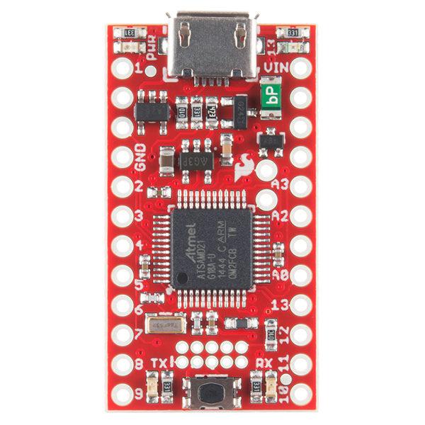 SAMD21 Mini development board - Arduino compatible