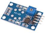 Adapterkort för gassensorer MQ