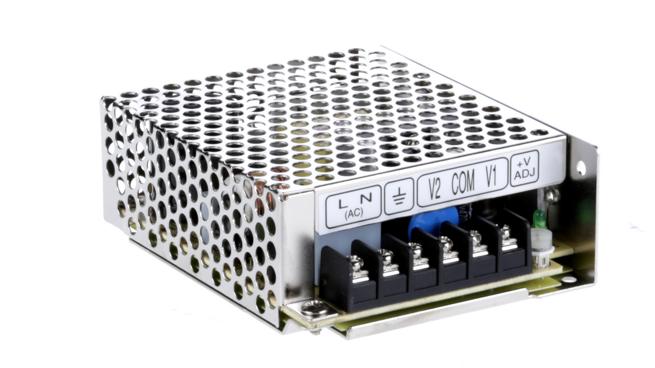 Switched power supply 5V/12V 4A/1A Mean Well RD-35A