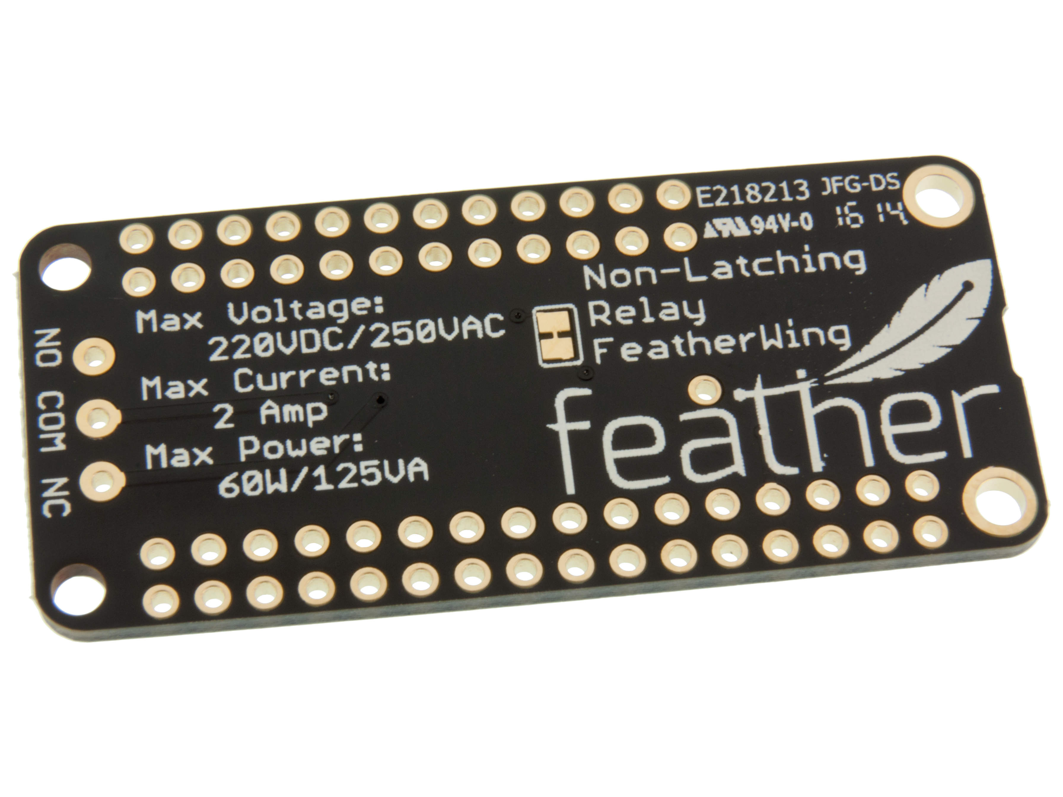 Buy Non Latching Mini Relay Featherwing At The Right Price Electrokit Power Home