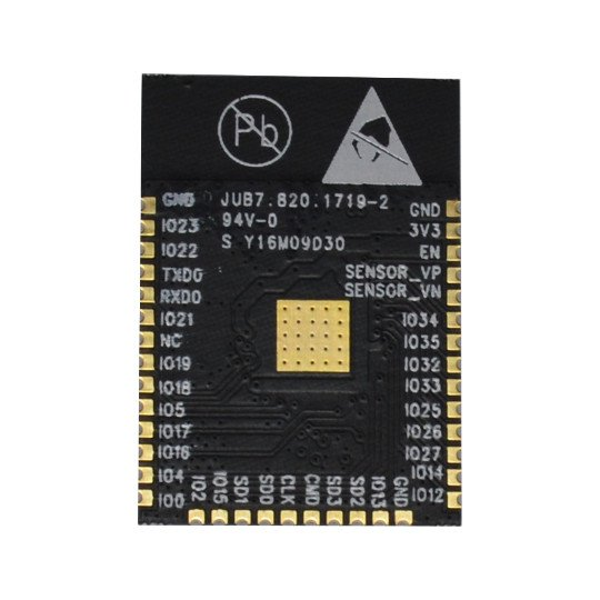 K 246 P Esp32 Wroom 32 Wifi Ble Module Till R 228 Tt Pris Electrokit