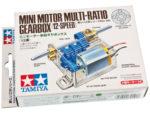 Tamiya Mini Motor Multi-Ratio Gearbox (12-speed)