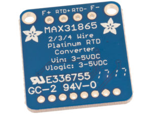 Buy Platinum RTD Sensor – PT100 – 3-wire 1m at the right