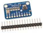 ADS1115 16-bit ADC 4ch med programmerbar förstärkare