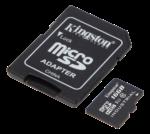 Minneskort microSDHC 16GB Industrial Grade