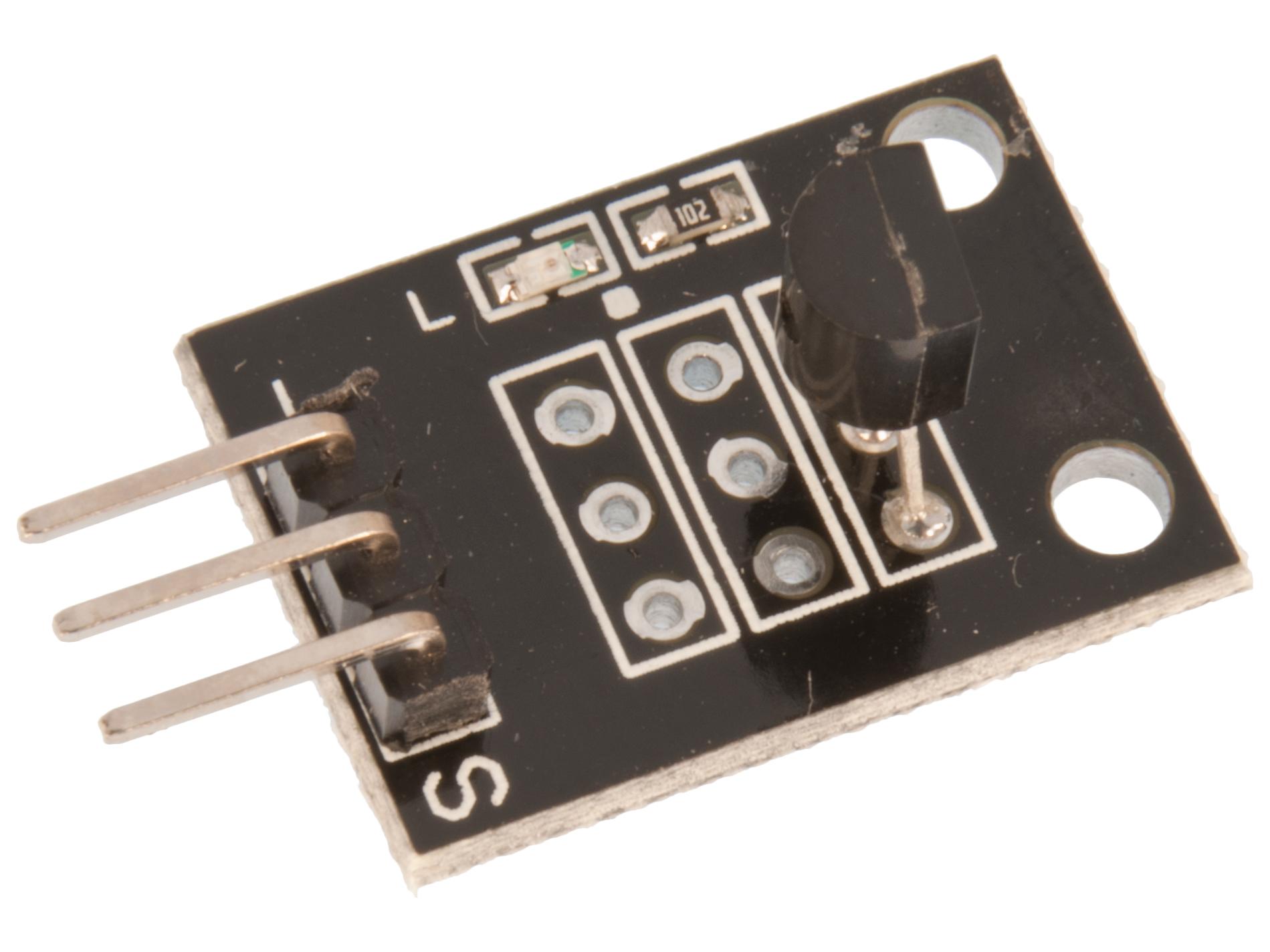Temperature sensor DS18B20