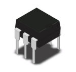 LCA717 DIP-6 Solid-state relay AC/DC