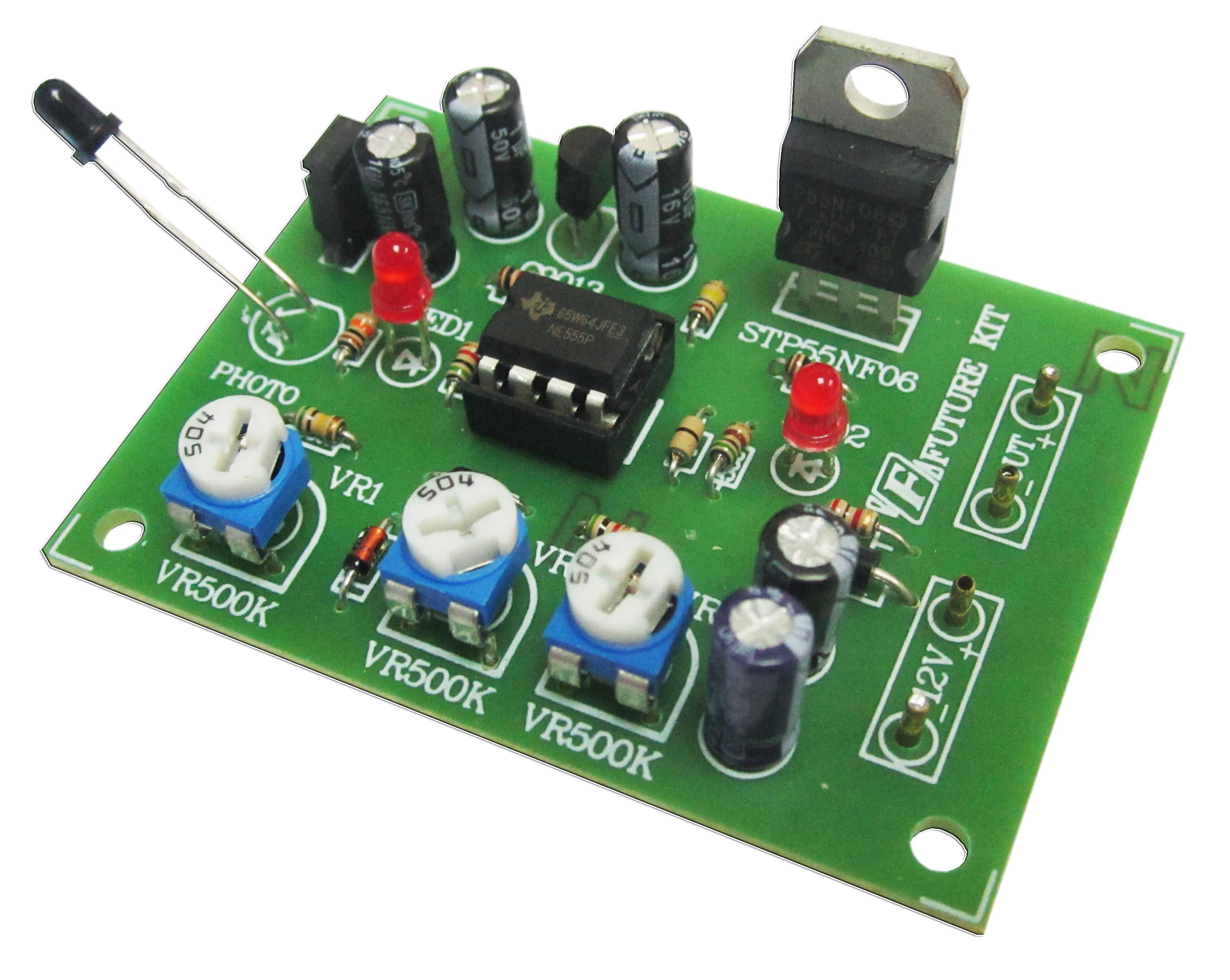 Buy Led Flasher High Power 12v 35w At The Right Price Electrokit Flashers Circuits And Projects 24 Home