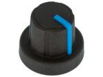 Ratt gummi blå ø18.9x15mm