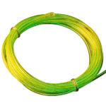 Animerad EL-tråd fluorescerande grön 3m
