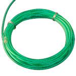 Animerad EL-tråd grön 3m