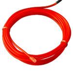 Animerad EL-tråd röd 3m