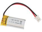 Batteri LiPo 3.7V 130mAh