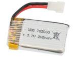 Batteri LiPo 3.7V 260mAh