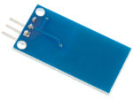Kapacitiv tryckknapp TTP223B - LED