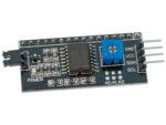 I2C-interface för LCD
