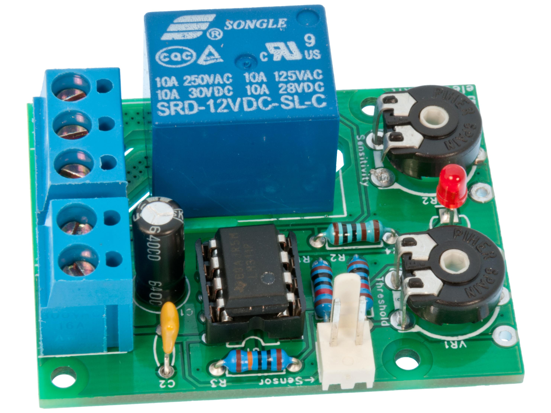 Buy Temperature Light Relay Ek012 At The Right Price Electrokit Songle Spdt Srd 12v Home