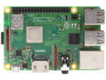 Raspberry Pi 3 1GB model B+