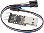 USB- seriellomvandlare CP2102